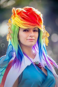 Rainbow Dash by Darkain Multimedia |Anime LA 2013 #MLP #cosplay