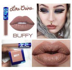 Lime Crime Velvetines Liquid Matte Lipstick สี Buffy ลิปสติกเนื้อลิควิด ที่ทาออกมาจะเป็นโทนสีน้ำตาลด้านๆ สวยมากๆ ติดทนทั้งวัน สามารถเบลนสีบนริมฝีปากได้อย่างเรียบเนียน ทำให้ริมฝีปากของคุณดูสวยอย่างลงตัว ราคา 695 บ. line:@prettyvarishop www.prettyvarishop.com