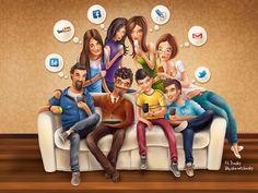 Redes sociales solo da un 6,8% en ventas | #Piso9Digital