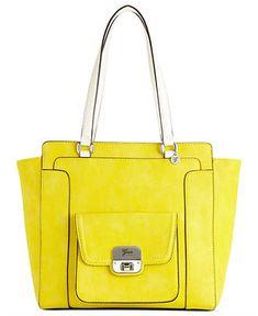 4590ade80e3 GUESS Handbag, Cordova Carryall Tote - All Handbags - Handbags    Accessories - Macy s
