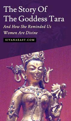 The Story Of The Goddess Tara