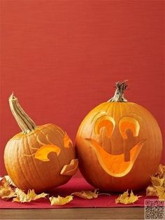 43 #Pumpkin Carving #Ideas You'll Want to Copy ...