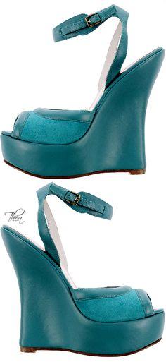 Elie Saab   Wedge Sandals  |  shoes (  wedges 1 )