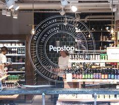 Pepstop, Stockholm