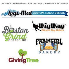 Logo Design - Custom Logo Design (Includes Business Card Design)
