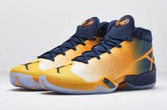 new product c88af 0a4a7 This week we ve seen Air Jordan XXX and Air Jordan 2 Low PEs for UNC,  Marquette, and Georgetown. Ready for the Cal Golden Bears