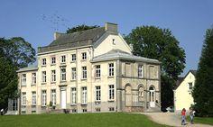Soignies (Belgique), le château Paternoster