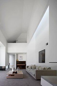 Belles lignes pour une maison en Australie