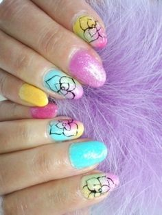 Pretty Nail Art Summer Designs (5)