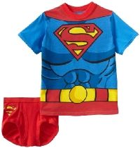 Handcraft Boys 2-7 Superman Underwear Set
