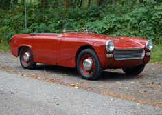 1963 Austin Healey Sprite MkII ---the car I learned to drive in... Loved it great little car.