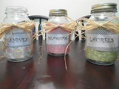 Young Women Personal Progress Jars/Contest