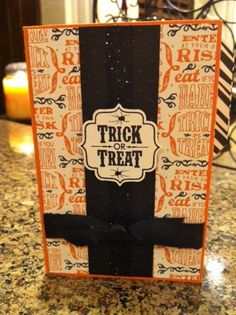Halloween Tags 4 You Stampin' Up!