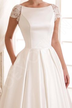 Grad Dresses, Bridal Dresses, Casual Dresses, Elegant Wedding Dress, Dream Wedding Dresses, Dream Dress, I Dress, Wedding Dress Silhouette, Gowns With Sleeves