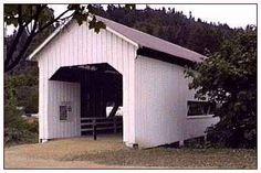 Horse Creek Bridge -- Douglas County, Oregon