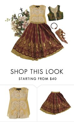 """Untitled #1782"" by patpotato ❤ liked on Polyvore featuring Chloé"