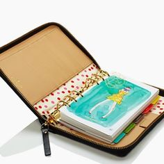 kate spade Accessories - NWT New Kate Spade Wellesley zip around planner 3