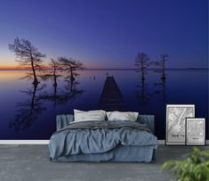 de 32 beste bildene for wall murals mural art murals og wall mural rh pinterest com