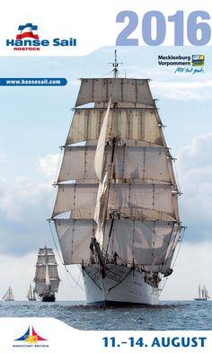 Kalender Hanse Sail 2016 mit Motiven, die zum Träumen einladen. #sailing #tallships #segeln #großsegler # hansesail #ostsee #balticsea #rostock #warnemünde #kalender #calendar http://www.hansesail.com/informationen-service/maritim-shop.html?show=i4,