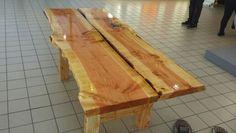 Tavolo legno grezzo
