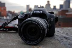 fancy new camera tips