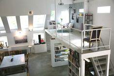 korean interior design - Modern Korean Interior Design Style Modern White Kitchen Design ...