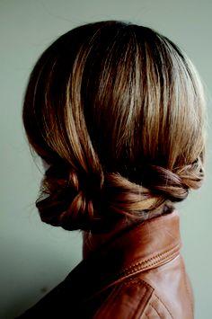 Hair: Christina Butcher, Hair Romance www.hairromance.com #wedding #hair for more hair ideas visit www.modernwedding.com.au