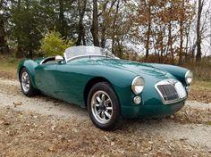 Restored 1960 MG MGA Roadster
