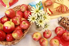 Ambrosia - The Irresistible Apple - Recipes, News Stories an More
