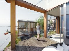 Village House Proposal / CHYBIK+KRISTOF Associated Architects,Courtesy of CHYBIK+KRISTOF Associated Architects