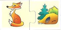 που ζουν τα ζώα - where do they live? Educational Activities For Kids, Animal Activities, Infant Activities, Preschool Worksheets, Preschool Activities, Colegio Ideas, Busy Book, Matching Games, Head Start