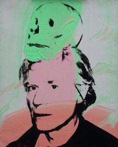 Andy Warhol - Skulls 1976