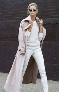 The New Neutral: Fall's Major Pastel Moment | Apartment34 | Fashion + Style