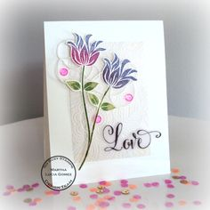 I am very excited to share this card with you. I love t …