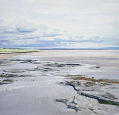 An artist in Troon, Ayrshire, Scotland. Thumbnail gallery of his paintings. Landscape Art, Landscape Paintings, Oil Paintings, Beach Paintings, Abstract Watercolor Art, Acrylic Painting Techniques, Sky Art, Fauna, Beach Art