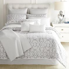 Whole Home®/MD Hotel Collection 'Medici' Bedroom Coordinates - Sears Home Decor Bedroom, Master Bedroom, Bedroom Ideas, Canada Shopping, Comforter Sets, Bedding, Humble Abode, Online Furniture, Duvet Cover Sets