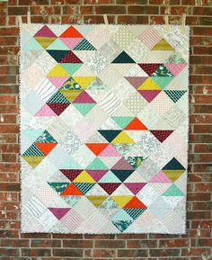 Archaeology Quilt | by QuiltsByEmily