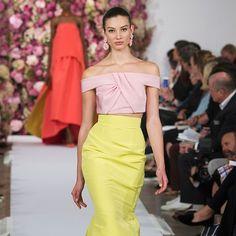 Crop Top Trend Spring 2015 | POPSUGAR Fashion