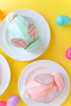 TELL: DIY MINI BUNNY CAKES - Tell Love and ChocolateTell Love and Chocolate