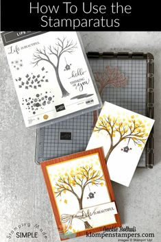 Wanting to learn how to use the best stamp positioner on the market? We call it the Stamparatus and it is easy and fun to use for card making, scrapbooking, or other hand stamped crafts. I've got a 5 part video series teaching you all the in's and out's. Learn more at www.klompenstampers.com #stamppositioner #stamparatus #papercraftingtools #scrapbookingtools #cardmakingtools #klompenstampers #jackiebolhuis #stampinup
