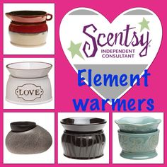 Element warmers  dainty but gorgeous