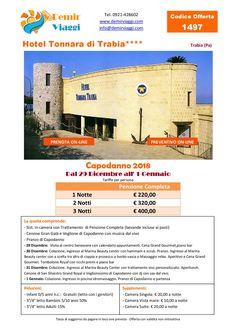 Hotel Tonnara di Trabia - Trabia (Pa) #Capodanno 2018 Per info e preventivi tel 0921428602 Email: info@demirviaggi.com Web: www.demirviaggi.com #Sicilia #Viaggi #LastMinute #Offerte