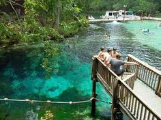 10 Jaw-dropping Springs in Florida
