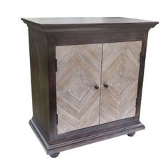 Home Accent Cabinet This delightfully executed accent cabinet is a combination of mango wood and MDF. Stylishly finished and decorated extraordinary, it makes the whole interior gets cozy character. Doskonałydo living room or bedroom.