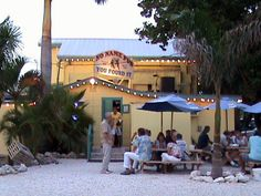 FOR THE BEST PIZZA IN THE WORLD (AND I'VE SAMPLED PIZZA ALL OVER THIS COUNTRY AND PARTS OF THE WORLD)   LOCATED ABOUT 25 MILES BEFORE YOU GET TO KEY WEST ON BIG PINE KEY. WATCH OUT FOR THE ENDANGERED DEER...AND MIGHT i RECOMMEND MY FAVORITE...PEPPORONI ANDBLACK OLIVE