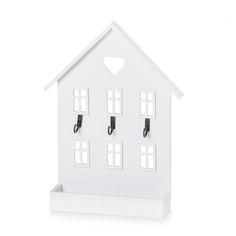Шкафчик для ключей LITTLE HOUSE | Hommy | Интернет магазин посуды, декора, текстиля и Вдохновения!
