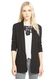 Chelsea28 Open Shawl Collar Jacket available at Nordstrom.