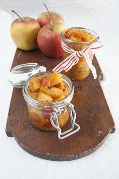 """In meiner Heimat, genauer genommen im VBG, im Ländle gibt es das regionale Magazin """"Spar Heimat"""". In der neuen Ausgabe findet sich mein Apfel-Chutney-Rezept"""