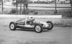 1953 Prescott Hillclimb, Gloucestershire : Stirling Moss, Cooper-Alta Mk 2 2000cc #93, Winner. (ph: © Simon Lewis)