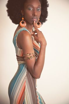 afro love, hmmm yes Afro, African, Female, Shopping, Beautiful